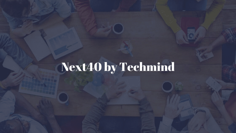 Next40 by Techmind